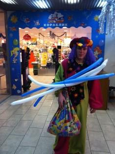 В канун Нового 2012 года в торгово-развлекательном центре East Gate по адресу г. Балашиха пр. Ленина 25 и в торговом центре Вертикаль по адресу г. Балашиха шоссе Энтузиастов д. 36А прошли праздничные мероприятия.