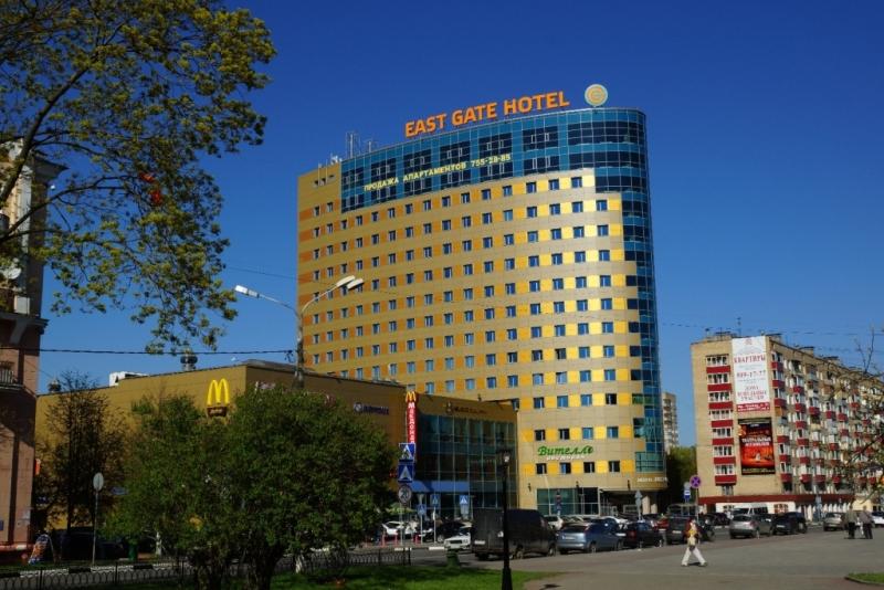 Торгово-развлекательный комплекс с отелем и рестораном в Балашихе