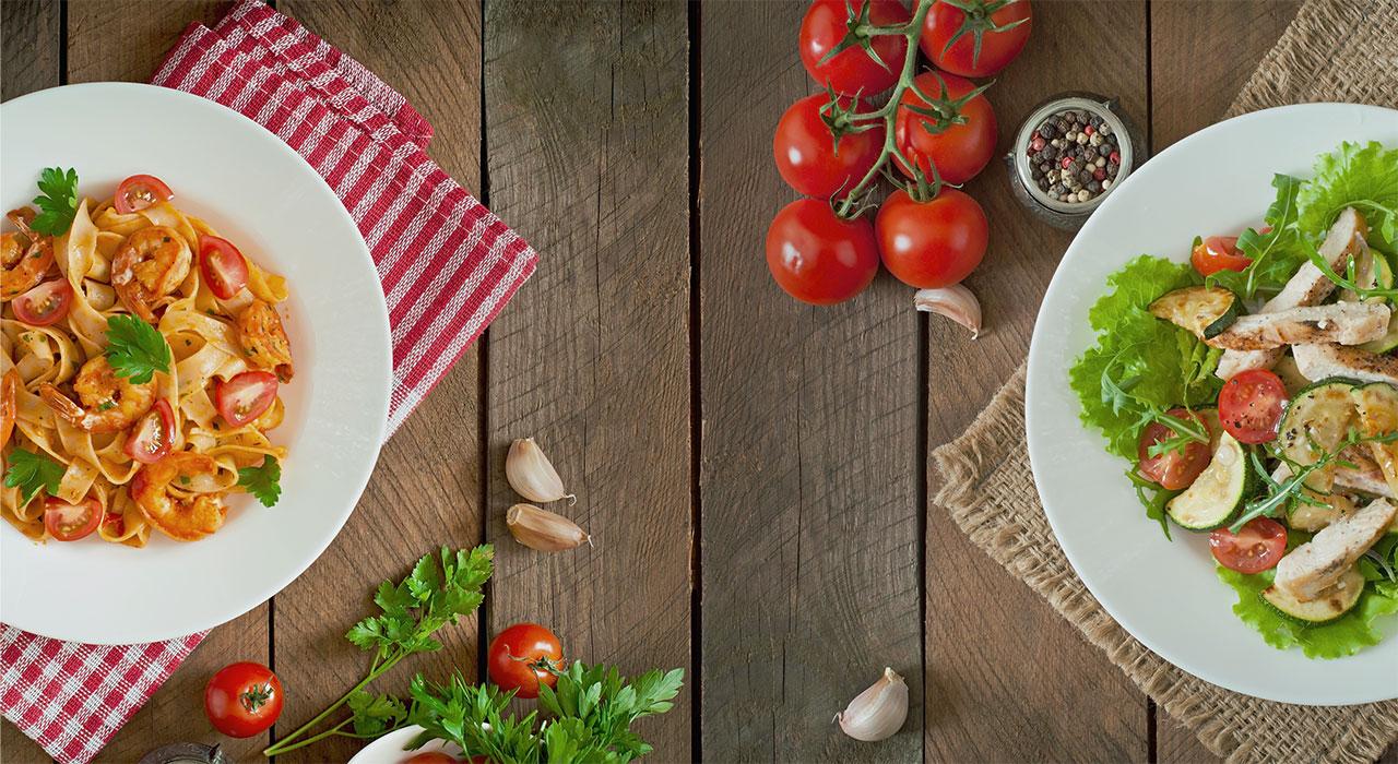 Ваш персональный шеф-повар Вкусные блюда из свежих продуктов с бесплатной доставкой